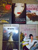 Varios libros de lectura en perfecto estado.Precio por unidad 5€ + gastos de envio fuera de Sevilla