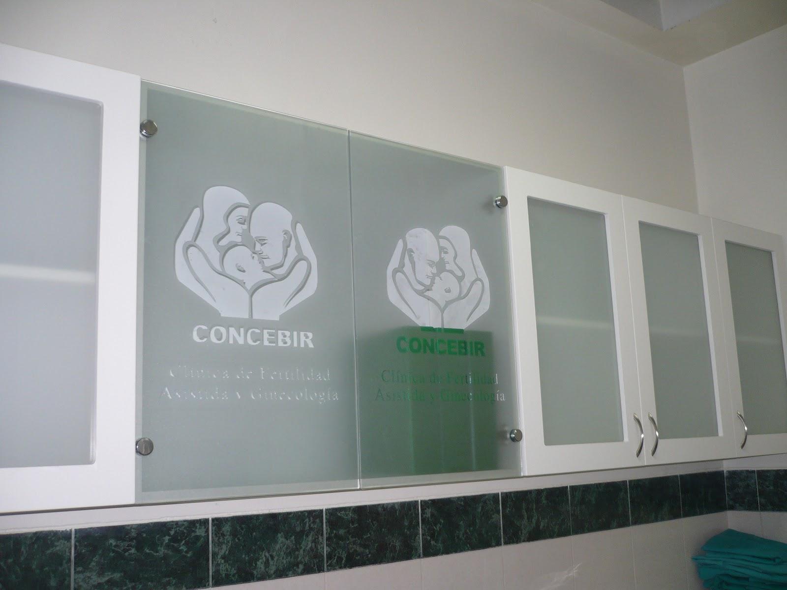 Integrales  Muebles en melamina,aluminio y vidrio VIDRIO TEMPLADOS