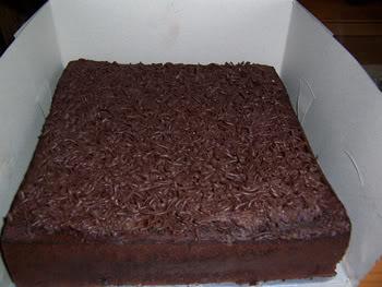 brownis+coklat+kukus cara membuat kue brownies coklat keju