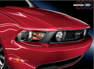 Ford Mustang 2010 brochure