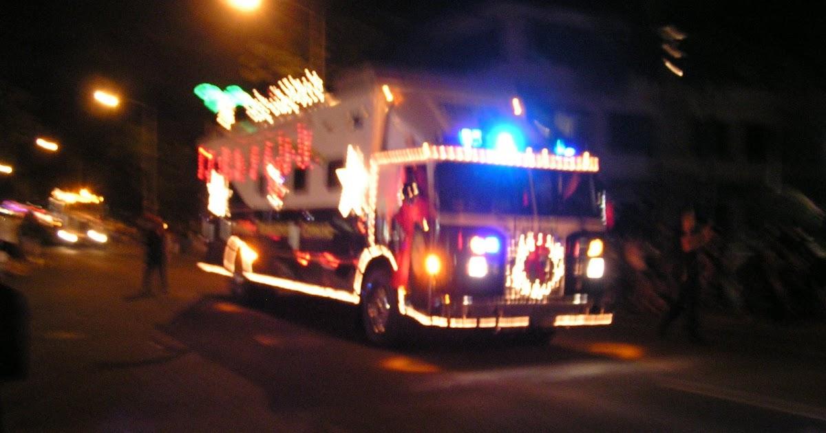 My Journey: Kapolei Christmas Light Show Parade