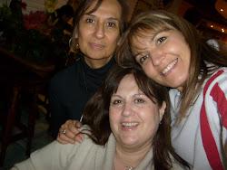 Con Gaby y lili en Merlo