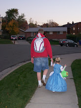 Cinderella and her Daddy!