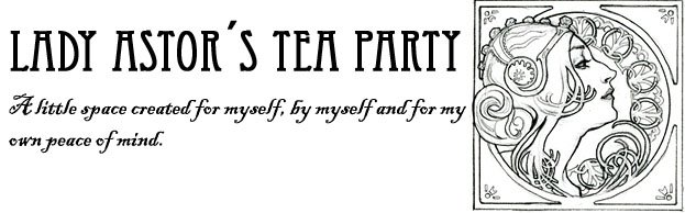 Lady Astor´s Tea Party