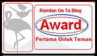 Award From hartohadi