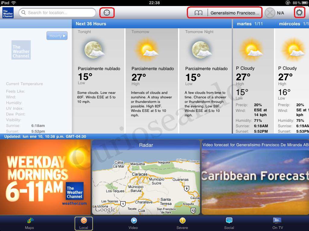 Estado del tiempo mercedes uruguay accuweather #5