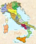 ITALIA  *  LA MIA TERRA - Regioni