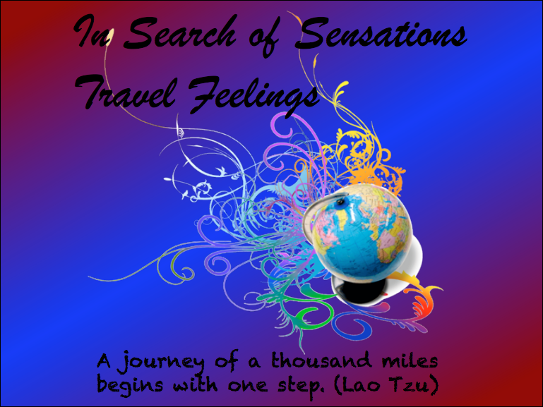 In Search of Sensations - Travel Feelings