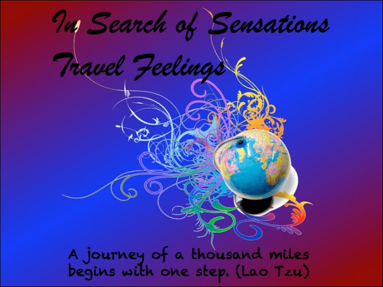 In Search of Sensations - Travel Feelings