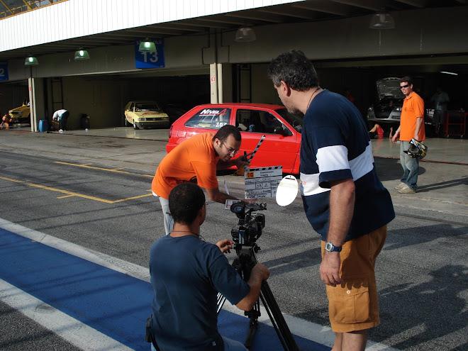 Filmagem Autódromo de Interlagos