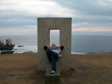 Josh at Pichilemu, Chile