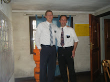 Josh and Elder York - his new comp