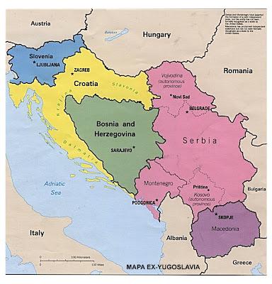 Levantamiento de Varsovia - Página 2 MapaExYugoslavia