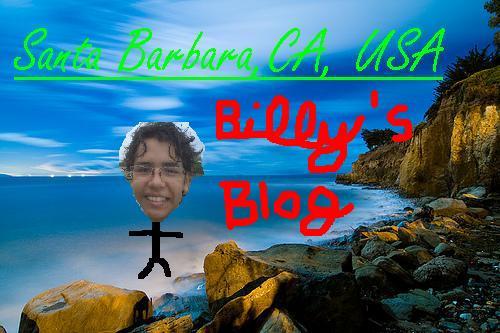 Billy Black's Blog