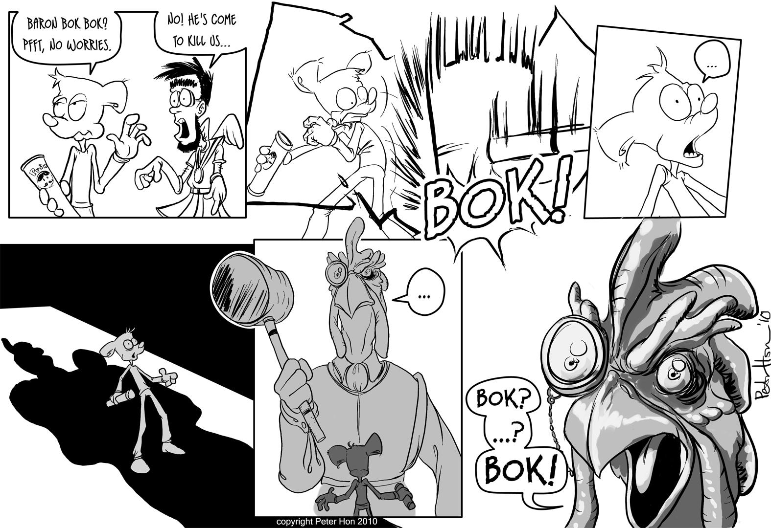 Enter Baron Bok Bok