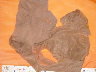 Love used pantyhose sehr schön