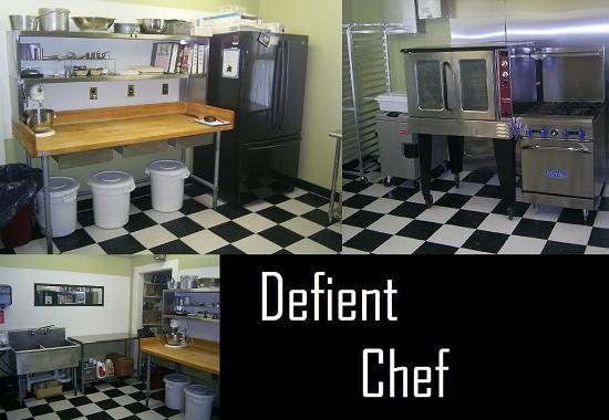Defient Chef