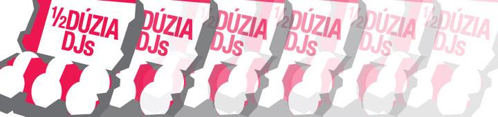 meia dúzia DJs