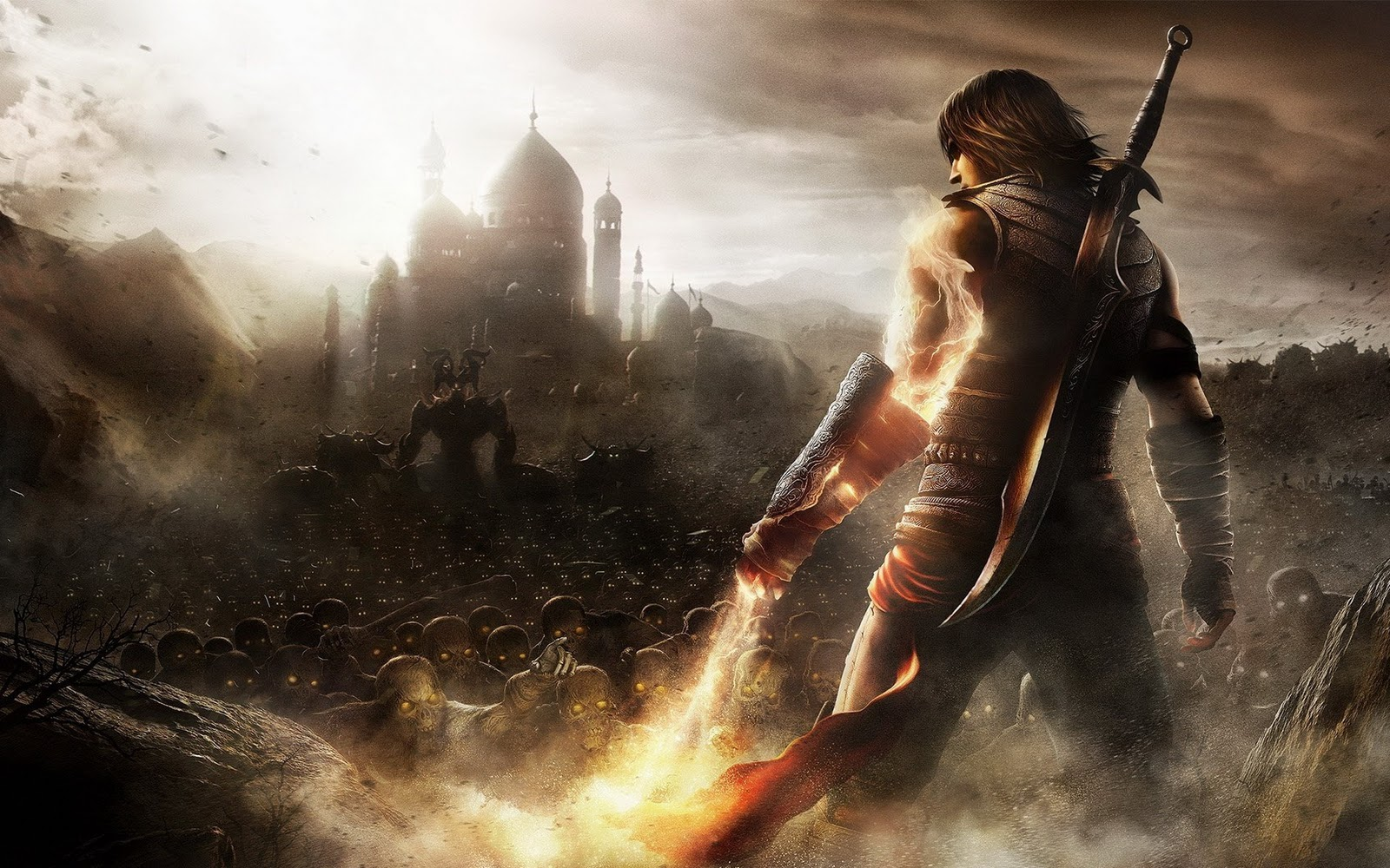 prince of persia art wallpapers - 37 Prince Of Persia HD Wallpapers Backgrounds