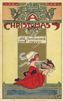 The old foodie vintage christmas recipes vintage christmas recipes forumfinder Image collections