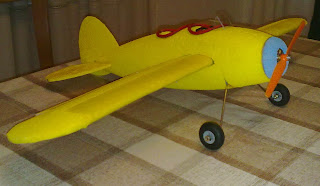 Blog Micro Aeromodelismo: Koala Brothers plane