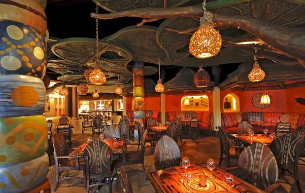 All good things design disney 39 s animal kingdom themed for African cuisine restaurants