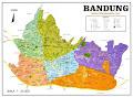 Map - Peta Bandung