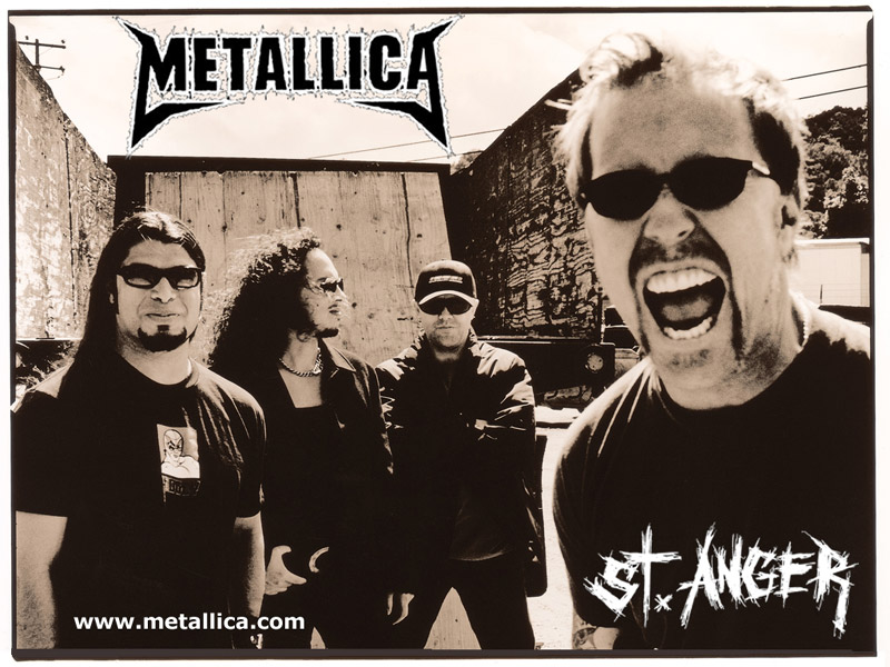 a history of the band metallica Metallica, canadian cover band reconcile over cease and desist letter band apologizes after overzealous attorney sent cover band sandman 41-page letter.