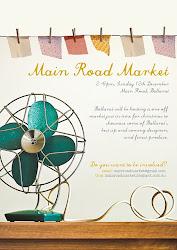 Main Road market 12th Dec