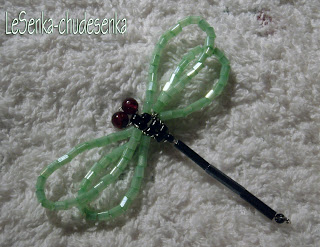 dragonfly bead tutorial