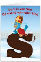 Sinterklaas kaartje versturen via internet