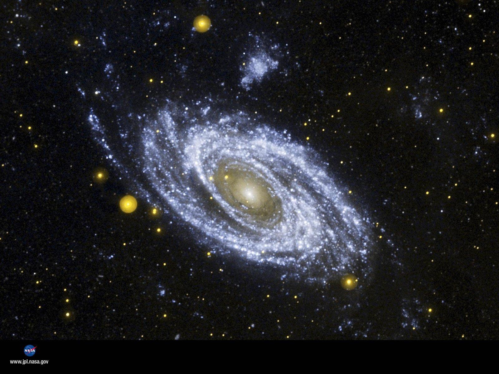 Ruimte achtergronden hd wallpapers for Foto galassie hd