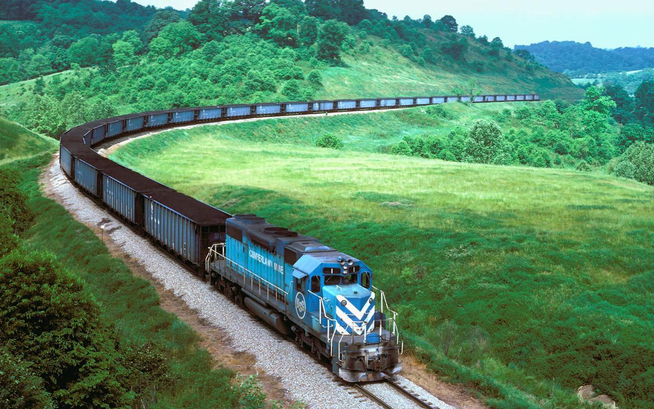 Trains transportation florida
