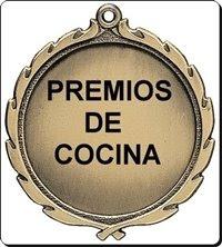 PREMIOS DE COCINA