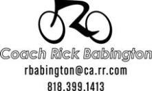 Coach Rick Babington