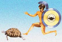 La tortuga de Zenón (Blog deMates- Luis M. Rodríguez)