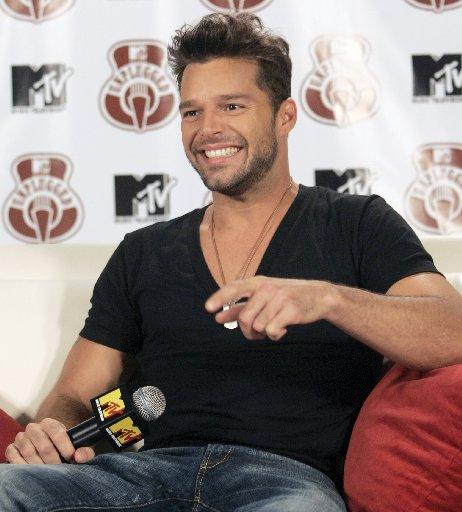 ricky martin gay. Ricky Martin is gay?;