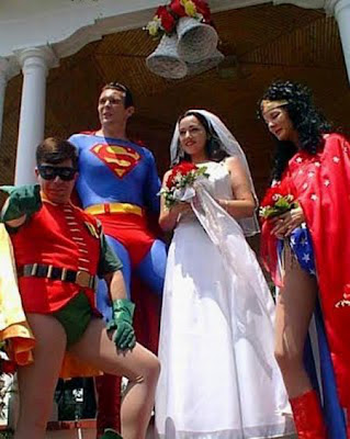 Holy marital woes, Superman!