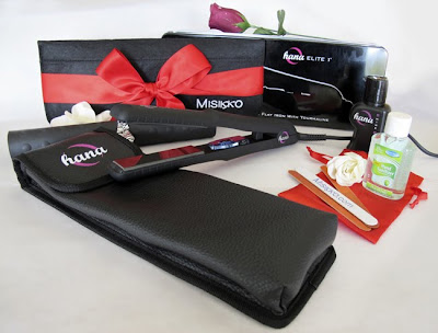 Professional flat iron from Misikko