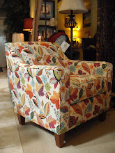 Multi Color Print Chair In Stock