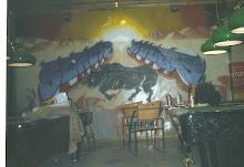 Graffiti Black Bulls Luxemburgo