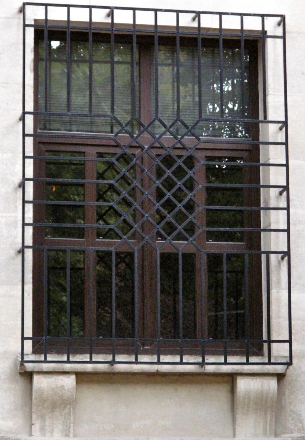 Ateneo multicultural balcones y ventanas enrejadas en las - Rejas para balcones ...