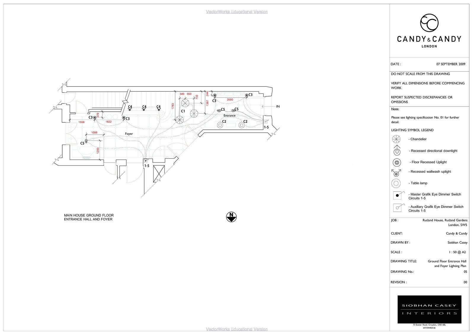 Entrance Foyer Dimensions : Siobhan casey portfolio
