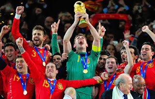Iker Casillas 415 2010 Soccer Year In Review: The Highs and Lows