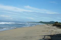 beach at puerto puelo