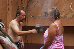 cleansing smoke for angie