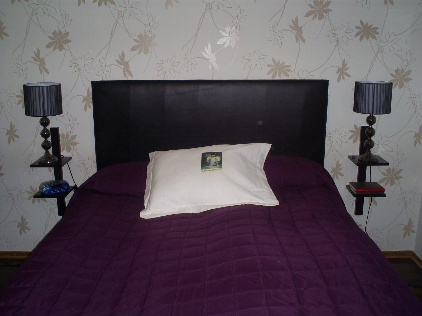 Smycka ditt hem Min egengjorda sänggavel