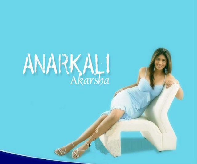 Sri Lankan Actress Anarkali Akarsha Teledrama