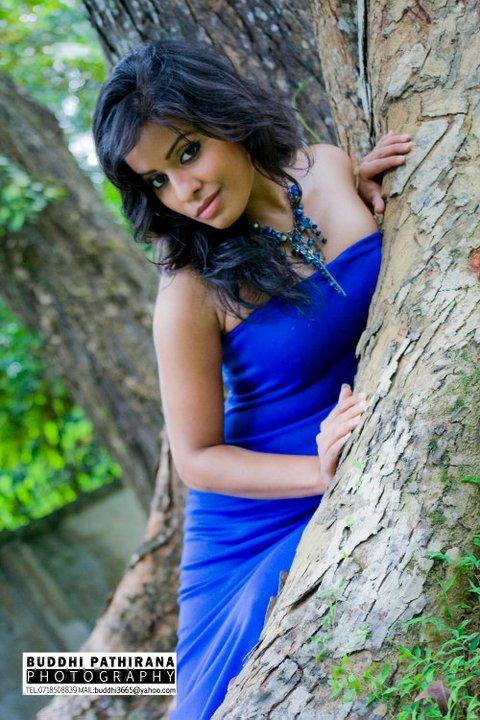 Sexy Srilankan Model Judy Muller Photos
