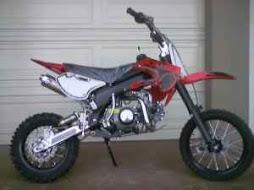 my dirtbike